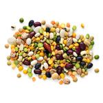 Бобовые: фасоль, горох, чечевица и другие - продукт повышающий гемоглобин